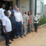 With the Voice of the Martyrs team in Nigeria (June 2011)